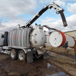 hydro excavation in the texas panhandle