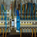 industrial electrical - wires and fuses
